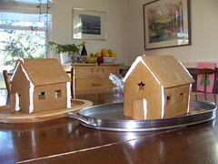 Plain houses