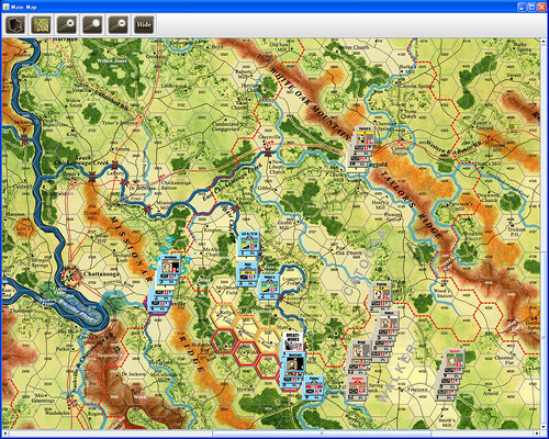 Battle Above the Clouds - Vassal Module