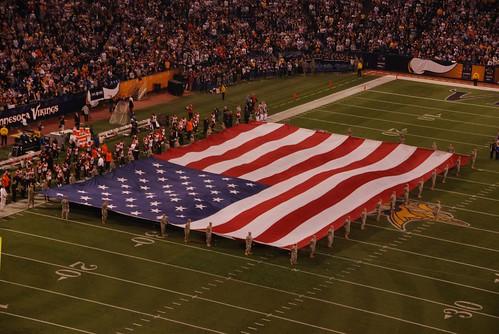 Minnesota Trip - American Flag