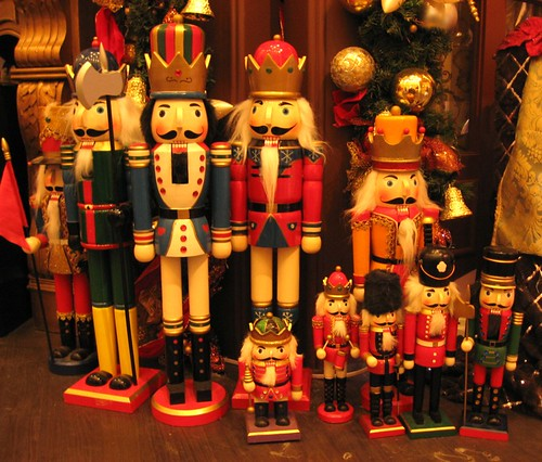 nutcrackers, pacific place