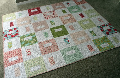 Swell Quilt Front Side