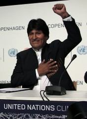 Bolivia's President Presses Rich Countries