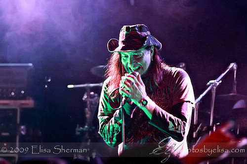 Warrel Dane by Elisa Sherman | photosbyelisa.com