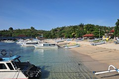 Boat laden beach in Bali our tender docked at (D70) Tags: cruise our bali beach indonesia boat asia laden canoe docked tender bai padang outrigger outriggercanoe inbali tenderdocked