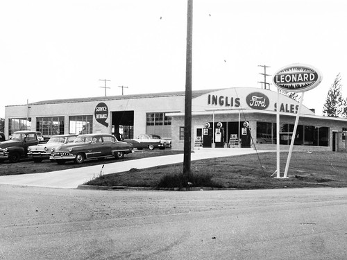 Ford Dealership San Antonio Tx >> Flickriver: Photoset 'Vintage Ford Motor Company Dealerships ' by Boss Mustang