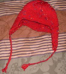 Baby Earflap Hat