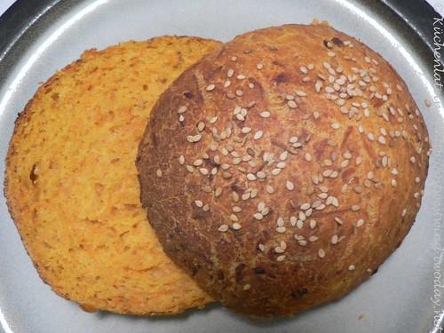 Karotten-Burger-Brötchen mit Kreuzkümmel 004