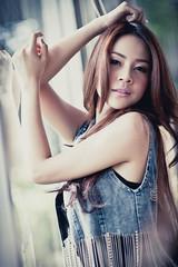 [フリー画像] 人物, 女性, アジア女性, タイ人, 201105142100