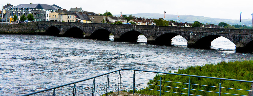 Limerick City - Thomond Bridge
