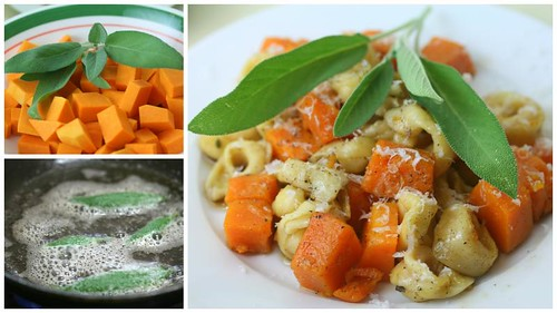 TORTELLINI - a whole meal with