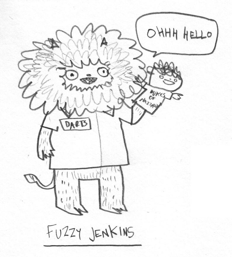 Fuzzy Jenkins