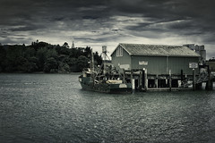 _MG_5241_The Hirere Nelson (lee.45) Tags: mangonui northland newzealand nz landscape fishingboat fishing canoneos6d seascapes ocean water