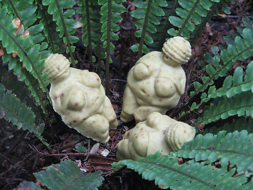 Willendorf  Earth Goddess 1
