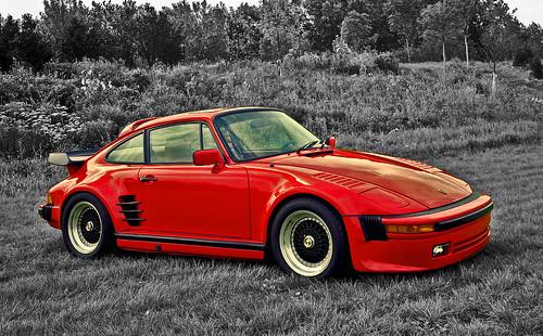 1982 Porsche 911SC Slantnose