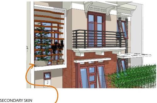 Jasa Arsitek Terpercaya: gambar rumah desain rumah rumah minimalis \u0026 secondary skin