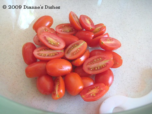 Bread Salad: Tomatoes