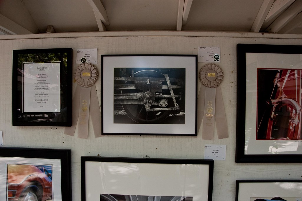Award Winning Display