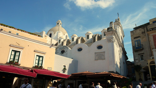 Iglesia de Capri