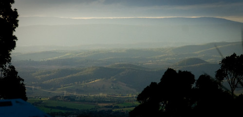 View from Sky High lookout at Mt Dandeno by vincentq, on Flickr