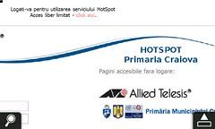 Hotspot Centru Craiova