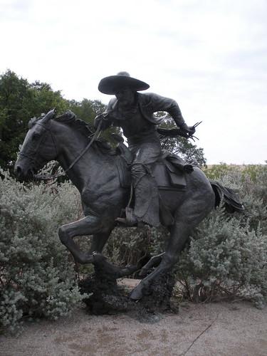 Detail of Cowboy