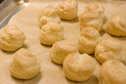 choux puffs