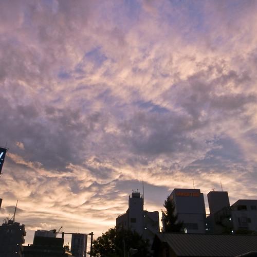 Sky Outside, Tokyo Tower