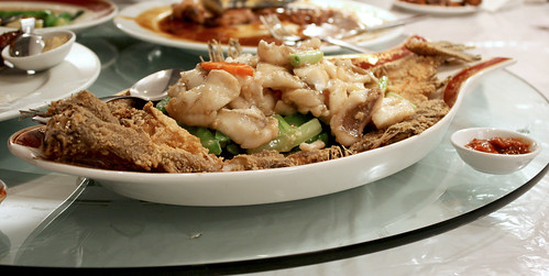 Stir Fried Fish