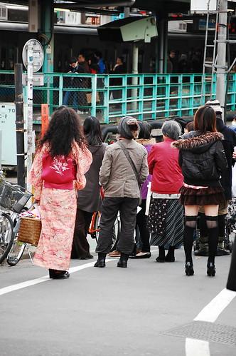 Kimono vs Minifalda – Parte 3 class=