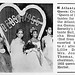 Marsha Henderson Crowned Queen of Debutantes at Sigma Gamma Rho Sorority Debutante Ball in Atlanta - Jet Magazine, January 19, 1956