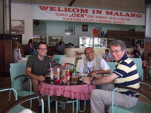 Welkom in Malang