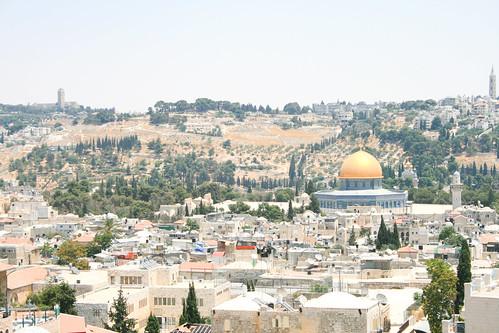 Taglit 2009 - Geburtsrecht Israel! Ein Blick auf Jerusalem