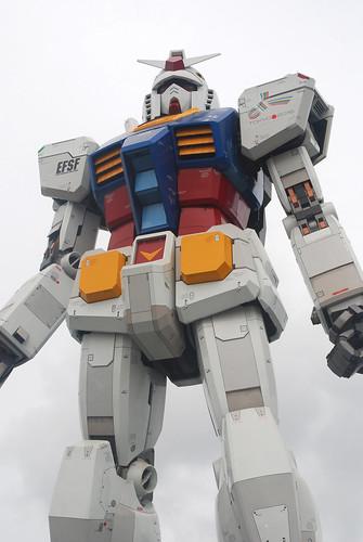 1/1 GUNDAM@Odaiba