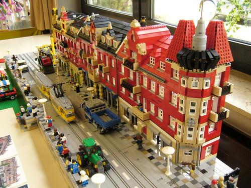 LEGO City Scene