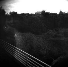 its... (Willem Blancke) Tags: blackandwhite 120 6x6 film train diana agfa dianaf selfprocessed kodakfilm duoscan agfaduoscan