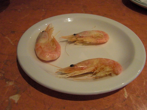 Free Prawns @ Masters Superfish