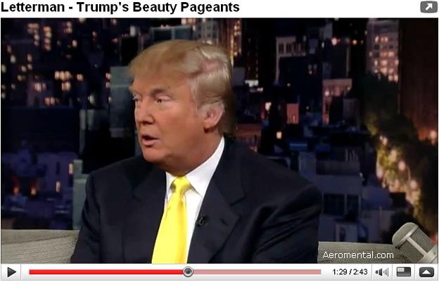 el cabello de Donald Trump