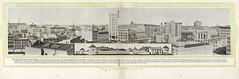 Bird's Eye View Business Section Winnipeg (1910)
