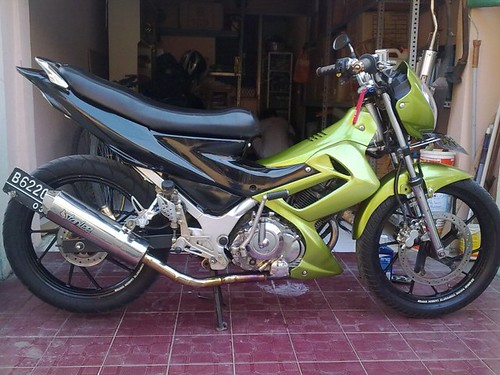 Picture of Modifikasi Satria F