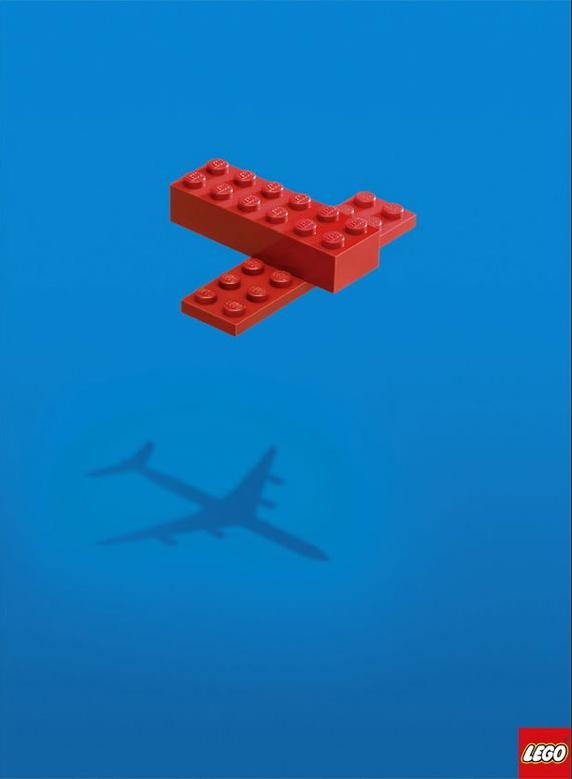 Aeroplane Lego