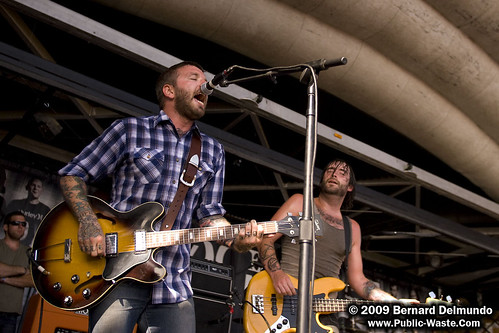 Warped Tour 144 Alexisonfire