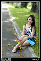 Gette23 (DenzilJr) Tags: cute girl beautiful smile nikon sweet philippines 85mm babe clark manila pinay highquality sb800 gette 18200vr d80 nikond80 filipinamodel denziljr germainegressasantosasprec
