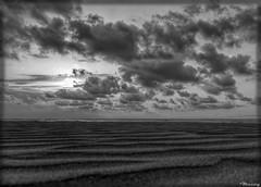 Touching the clouds! (Explored) (M@@nʎ) Tags: sunset sea bw seascape clouds iran pentax caspian mazandaran ایران hdr highdynamicrange غروب caspiansea ابر آسمان دریا مازندران bwhdr k100d abigfave مولانا غزل خورشید مولوی دریایمازندران فریدونکنار fereydunkenar دریایکاسپین magicunicornverybest حضرتمولانا دیوانشمس
