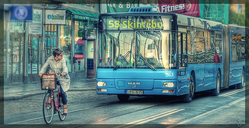 WHAT ARE YOU HONKING ABOUT? #HDR #photog