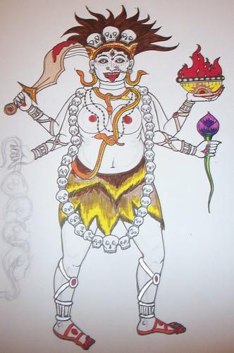 More Kali Ma