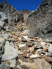 Larrabee gully