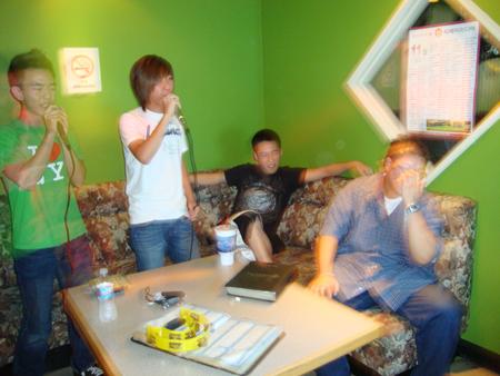 Karaoke-ing