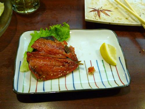 Spanish Mackerel - Shinsengumi Yakitori - Gardena, CA