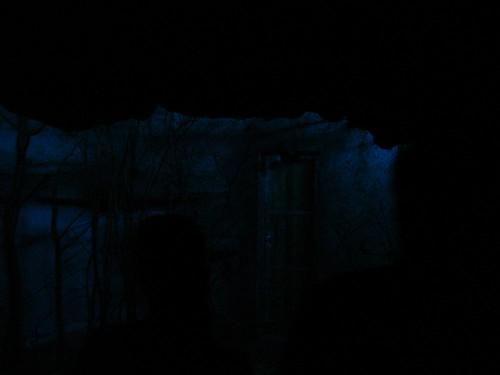 Zoológico de Praga à noite