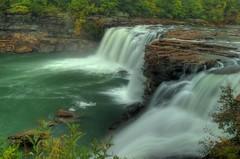 Little River Falls (the waterfallhunter) Tags: river waterfall little littlerivercanyon dekalbcounty fortpaynealabama littleriverfalls littlerivernationalpreserve loriwalden